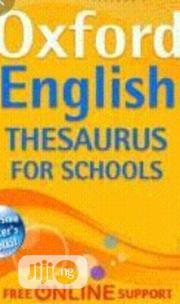 English Thesaurus   Books & Games for sale in Abuja (FCT) State, Wuse 2