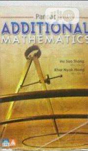 Panpac Additional Mathematics   Books & Games for sale in Abuja (FCT) State, Wuse 2