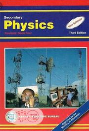 Secondary Physics   Books & Games for sale in Abuja (FCT) State, Wuse 2