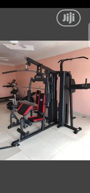 Brand New JX Multi Gym 5station | Sports Equipment for sale in Lagos State, Surulere