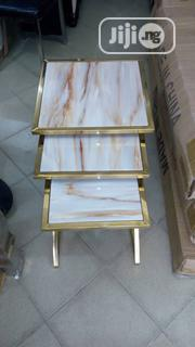 Unique Set Of 3 In 1 Center Table | Furniture for sale in Lagos State, Ojo