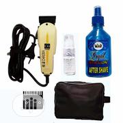 Professional Hair Clipper With Aftershave & Bag | Tools & Accessories for sale in Lagos State, Lagos Island