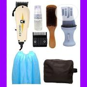 Super Power Professional Clipper Chaoba + Full Barbing Accessories | Salon Equipment for sale in Lagos State, Lagos Island