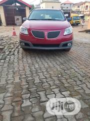 Pontiac Vibe 2006 AWD Red | Cars for sale in Lagos State, Ojodu