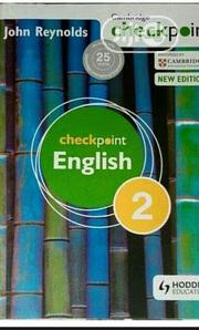 Checkpoint English 2   Books & Games for sale in Abuja (FCT) State, Wuse 2