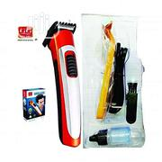Rechargeable Bear Shaving Clipper Set | Salon Equipment for sale in Lagos State, Lagos Island