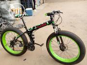 Big Tyre Sport Bicycle Foldable | Sports Equipment for sale in Imo State, Owerri