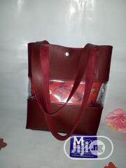 Trendy Transpaent Bag | Bags for sale in Oyo State, Ibadan
