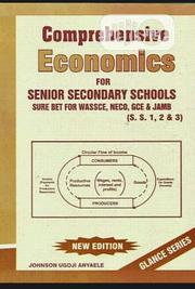 Economics For Senior Secondary Schools   Books & Games for sale in Abuja (FCT) State, Wuse 2