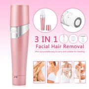 3in1 Electric Women Facial Shaver Hair Removal Trimmer Body Epilators | Tools & Accessories for sale in Lagos State, Lagos Island