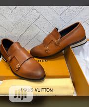 Louis Vuitton Brown Leather Shoes   Shoes for sale in Lagos State, Lagos Island