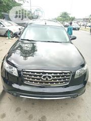 Infiniti FX35 2007 Base 4x4 (3.5L 6cyl 5A) Black | Cars for sale in Lagos State, Lagos Mainland
