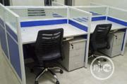 Quality Imported 4-seater Office Workstation Table | Furniture for sale in Lagos State, Ikeja