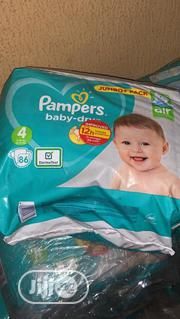Pampers Baby Dry (UK) Diapers Size 3, 4, 5 6 | Baby & Child Care for sale in Lagos State, Ifako-Ijaiye