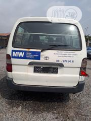 Toyota Hiace 2004 White   Buses & Microbuses for sale in Lagos State, Lagos Mainland
