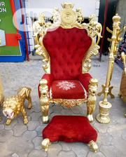 Lion Throne | Furniture for sale in Rivers State, Port-Harcourt