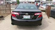 Toyota Camry 2012 Black | Cars for sale in Rivers State, Obio-Akpor