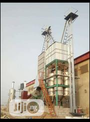 Rice Paddy Column Dryer And Silo Parboiler | Farm Machinery & Equipment for sale in Abuja (FCT) State, Kaura