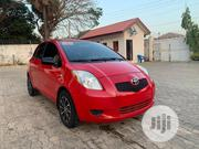 Toyota Yaris 2008 1.3 VVT-i Automatic Red | Cars for sale in Kaduna State, Kaduna