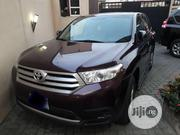 Toyota Highlander 2013 Limited 3.5l 4WD Brown | Cars for sale in Lagos State, Lekki Phase 1