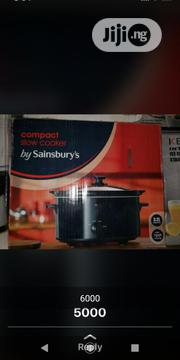 Sainsburys Crock Pot | Kitchen & Dining for sale in Lagos State, Amuwo-Odofin