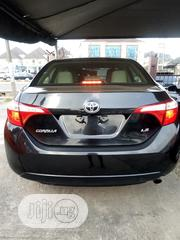 Toyota Corolla 2015 Black | Cars for sale in Lagos State, Amuwo-Odofin