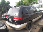 Toyota Sienna 2001 Purple | Cars for sale in Lagos State, Ikeja