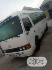Toyota Coaster 2010 White   Buses & Microbuses for sale in Lagos State, Alimosho
