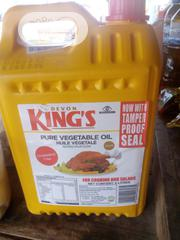 5liters Kings Vegetable Oil | Meals & Drinks for sale in Lagos State, Epe