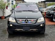 Mercedes-Benz M Class 2007 Black | Cars for sale in Lagos State, Lekki Phase 1