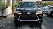 Lexus LX 570 2017 Black | Cars for sale in Lagos State, Lekki Phase 1