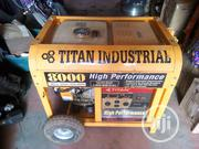 Tittan Desiel Generator 9kva | Electrical Equipment for sale in Lagos State, Ojo