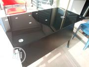 Pure Glass 1.2m Office Table Brand New Impoterd   Furniture for sale in Lagos State, Lekki Phase 2