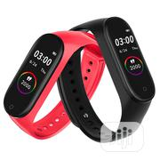 M4 Smart Band Fitness Tracker Sport Bracelet Heart Rate Smartband | Smart Watches & Trackers for sale in Lagos State, Ikeja