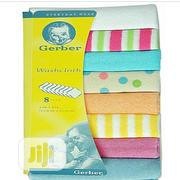 Baby Wash Cloth (Gerber) | Baby & Child Care for sale in Lagos State, Alimosho