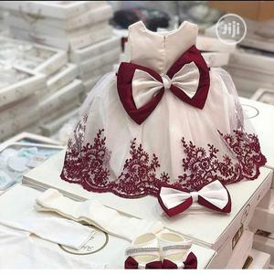 Baby Girl Christening Cloth