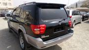 Toyota Sequoia 2002 Black | Cars for sale in Abuja (FCT) State, Durumi