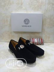 Versace, Ferragamo Designer Suede Flat Shoes | Shoes for sale in Lagos State, Lagos Island