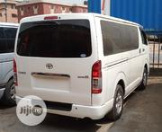Toyota Hiace Hummer 2014 White | Buses & Microbuses for sale in Lagos State, Ikotun/Igando