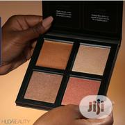 Huda Beauty 3D Highlighter (Medium/Deep Skin) | Makeup for sale in Lagos State, Lagos Island