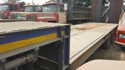 55tons Lowbed With Triple Axle Twelve Tyres Very Rugged And Durable | Heavy Equipments for sale in Lagos State, Apapa