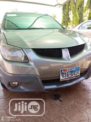 Pontiac Vibe 2003 Automatic Gray | Cars for sale in Nasarawa State, Lafia