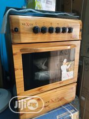 Nexus Standing Gas Cooker 60 By 60 (3+1) Wool Color Original   Kitchen Appliances for sale in Lagos State, Ojo