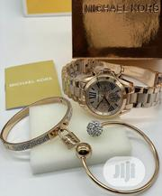 Female Wristwatch And Bracelet | Jewelry for sale in Lagos State, Lagos Island