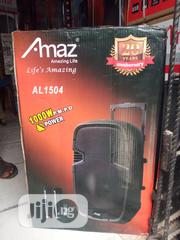 """15"""" Amaz P.A 