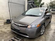 Honda Civic 2007 1.8 Sedan EX Automatic Gray | Cars for sale in Lagos State, Ikeja