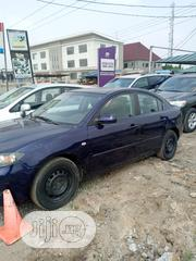 Mazda 3 2006 Blue   Cars for sale in Lagos State, Ajah