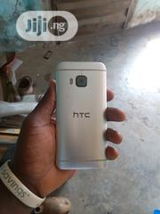 HTC One M9 32 GB Gold | Mobile Phones for sale in Kwara State, Offa