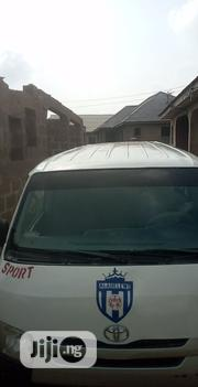 Clean Toyota Hiace 2009 White | Buses & Microbuses for sale in Ogun State, Abeokuta South