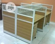 Superb Office 4 Seater Workstation Impoterd Brand New Impoterd | Furniture for sale in Lagos State, Lekki Phase 2